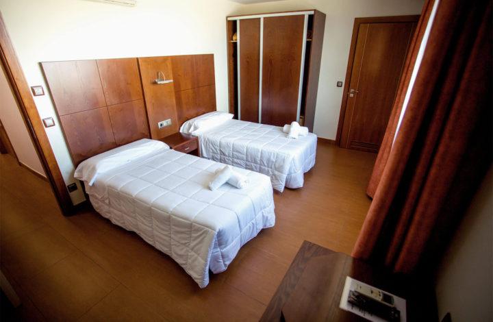 Habitación Doble – 2 camas
